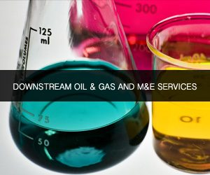 Downstream O&G, M&E Services