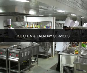 Kitchen & Laundry Services